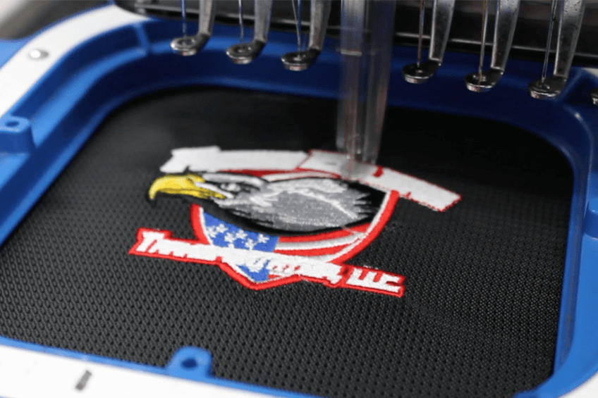The Shirt Cannery: Embroidery