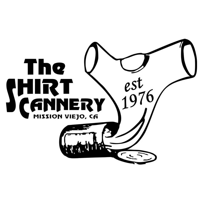 The Shirt Cannery, est. 1976